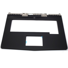 цены на NEW Original For Dell Alienware 15 R3 Laptop Palmrest Upper Case VN6FK 0VN6FK Keyboard border Palmrest Top Cover в интернет-магазинах
