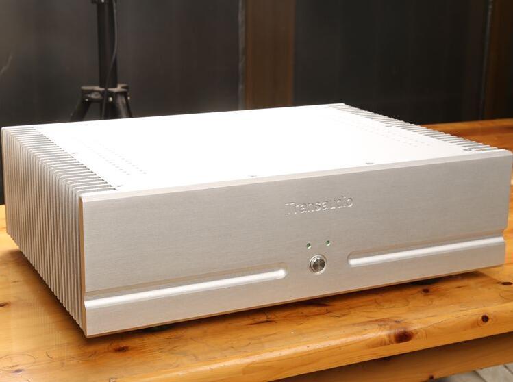 Référence FM711 paramètre d'origine ligne de base 2*160w amplificateur postétage à deux canaux