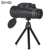 Monocular 50x60 High Quality 1500m Zoom Great Handheld Telescope Military HD Professional Hunting monocular 80x100 hd telescope high power binocular handheld professional vision monocular zoom optic spyglass hunting scope