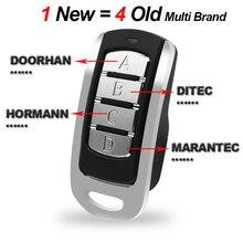 Porta da garagem código de rolamento remoto 315 390 868 433.92mhz controle remoto duplicador portão controle garagem comando transmissor
