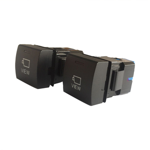 Image 3 - For Toyota RAV4 2019 2020 Camry 2018 Avalon Car Reverse Camera Switch Auto Original Camera View Control Button Accessories