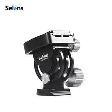 Selens SE MP01一脚チルトヘッドアルミ一脚用クイックリリースプレートとベース