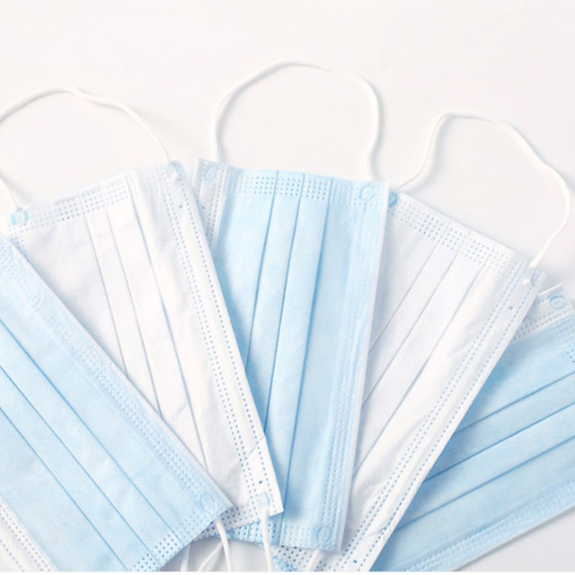 20/50/100 pcs Protection masks prevent Anti Dust Mouth masks 3 lays Filter Safety respirator White Masks Disposable Face Masks 4