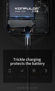 Image 5 - 2A LED สาย USB Micro Fast CHARGING Data CABLE LED สายสำหรับโทรศัพท์มือถือ DC09