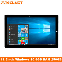 Teclast X4 2 in 1 Tablet Laptop 11.6 Inch Intel Gemini Lake