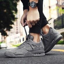 Sapatos masculinos sapatos casuais 2019 novos calçados de couro de moda masculina à prova dwaterproof água anti chute antiderrapante calçados esportivos resistentes ao desgaste