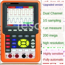 Oscilloscope HDS3102MN dual channel hds3101 handheld oscilloscope with multimeter 100M can measure 200 trillion
