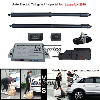 Car Electric Tail gate lift special for Lexus UX 2019 with Latch with Latch