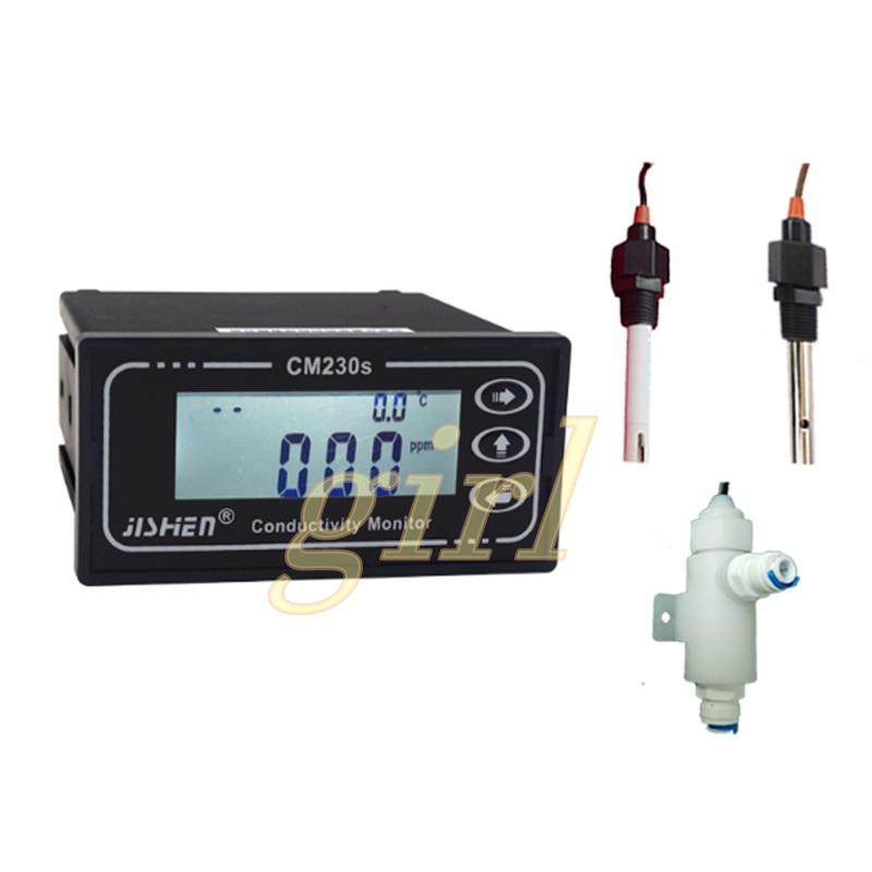 New CM-230s Conductivity Meter Online Conductivity Meter TDS Instrument