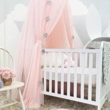 Bērnu gultiņas tīklojums