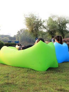 Lounger Lazy-Bag Outdoor-Product Ultralight Camping-Hammock Inflatable-Sofa Four-Seasons