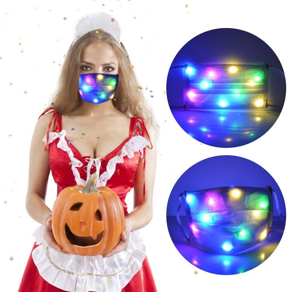 Купить мигающие маски на Алиэкспресс