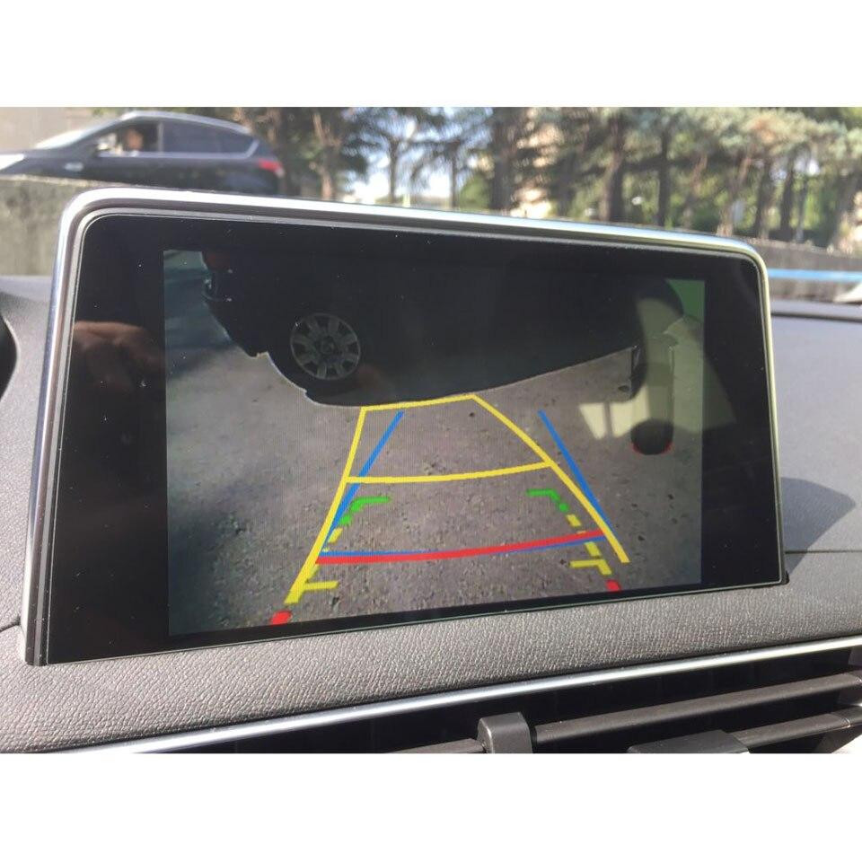 Plug And Play Reverse View Camera Image For Peugeot 208 4008 5008 Citroen C3 C6 Nac Rcc Bosch Car Video Interface Vehicle Camera Aliexpress