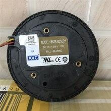 цена на Original AVC BNTA1025B2H 12V 0.66A Centrifugal DC Motor Cooling Fan air blower