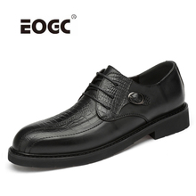 Natural Leather Lace-up Men Dress Shoes Handmade Business Oxfords Shoes Men Plus Size Party Wedding Shoes christia bella fashion luxury pearl designer men shoes black lace up wedding party shoes with metal tip men s oxfords plus size