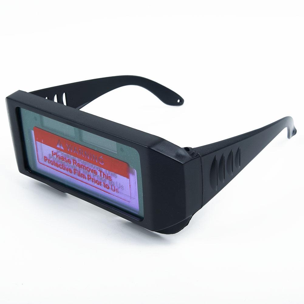 Glasses Frame Dimming Solar Darkening Welding Googles Light Film Elastic Band Eyes Protection 713311 Mask Auto