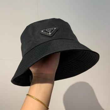 Fisherman Hat 2020 New Style Luxury Brand Women Men High Quality Bucket Hats Fashion Sunscreen Beach Hat Fit 52-58cm