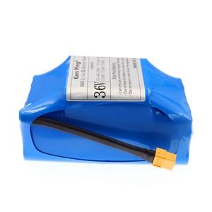Scooter Eléctrico 36v batería de litio paquete 36v 10s2p 4.4Ah batería de un solo ciclo de voltaje Hoverboard batería de sobremesa