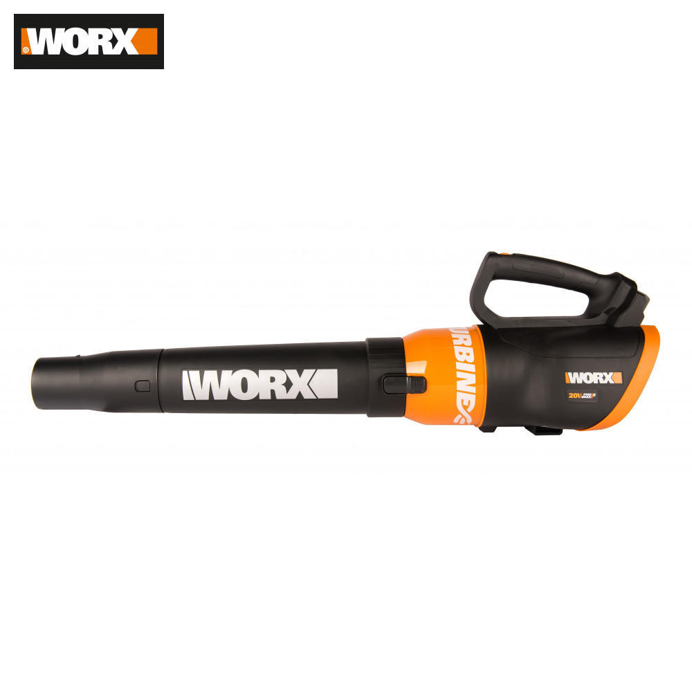 Leaf Blowers & Vacuums WORX WG546E.9 Garden Tools Vacuum Cleaner Compressor Networked