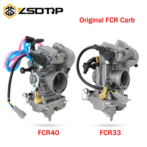 Image 1 - ZSDTRP Keihin FCR 33mm 38mm 40mm oryginalny FCR33 FCR38 FCR40 gaźnik do hondy CRF150R CRF250 CRF450 XR250