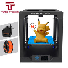 Twotrees 3D Drucker Sapphire Plus DIY Kit CoreXY BMG Extruder Core XY 300X300mm Pro DIY Kits 3,5 Zoll Touch Screen gesicht Sheild