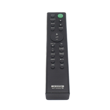 Used Original Remote Control for Sony Home Theatre System SS-RT3 SS-SRT3R SS-SRT3L SA-WRT3 SS-WRT3 фото