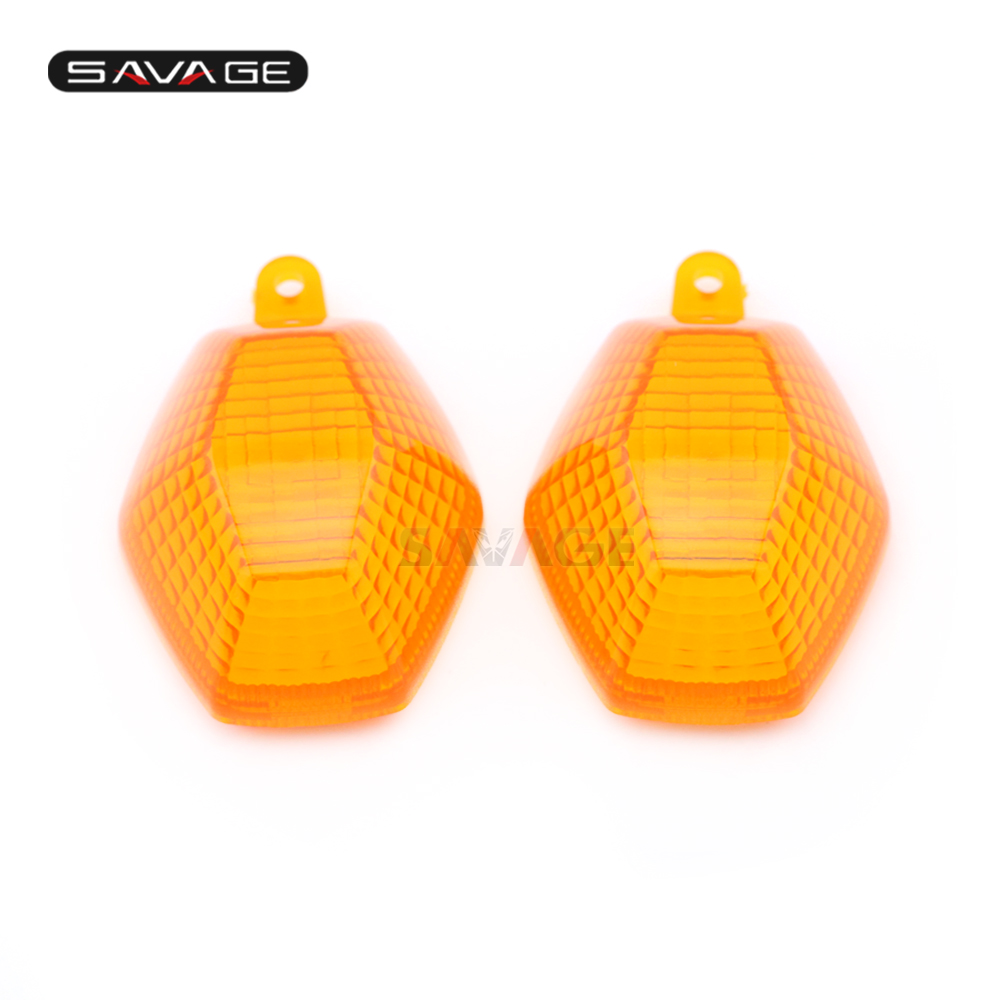 Image 4 - Turn Signal Indicator Light Lens For SUZUKI GSX1250FA GSX650F GSF 1200/1250/650/600 N/S Bandit Motorcycle Front/Rear