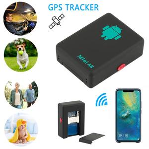 Mini GPS Tracker A8 GPS Magnetic SOS Tracking Devices For Vehicle Car Child Location Trackers Locator Systems GSM/GPRS Car