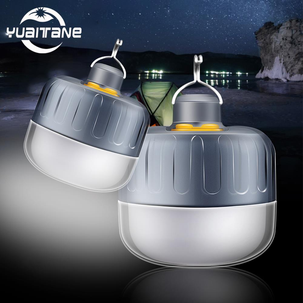 7200mAh linterna portátil lámpara de Camping tienda de campaña luz de emergencia Reparación de lámparas impermeable colgar imán linterna al aire libre|Linternas portátiles|   - AliExpress