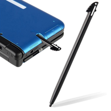 2pcs/pack Black Plastic Touch Screen Stylus Pen Gaming Touching Pencil for Nintendo 3DS N3DS XL LL Brand New Gaming Accessories
