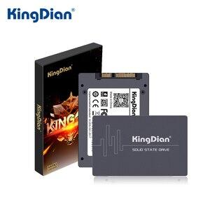 """Image 2 - KingDian disco duro interno de estado sólido SSD, 480GB, 240GB, 120GB, SATA3, 1TB, 512GB, SATA, 2,5 """", para ordenador portátil de escritorio"""