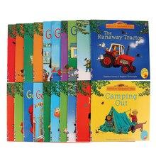 Best-Picture-Books Usborne Tales-Series English-Farmyard Children Farm-Story 5pcs/Set
