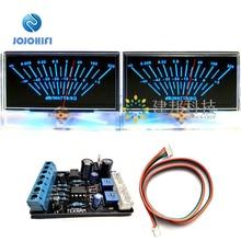Driver Board/1pc P 134/2pc P 134/2pcs P 134 VU Meter + 1pcs Drive Board VU Meter AMP Amplifier Head DB Level DAC Audio Backlight