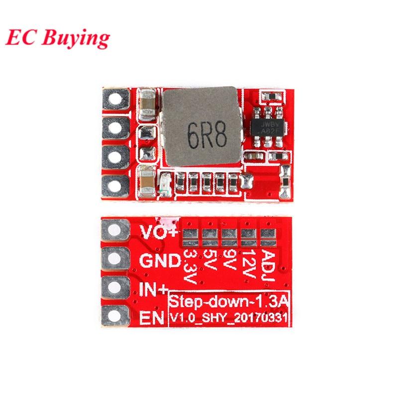 5Pc DC-DC USB Step Up Down Power Module Buck Boost Voltage Converter Adjustable