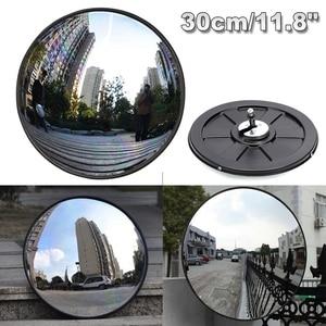 30 см широкий угол безопасности дорожное зеркало изогнутое для внутреннего охранного открытый Safurance Безопасности Дорожного Движения Сигнал...