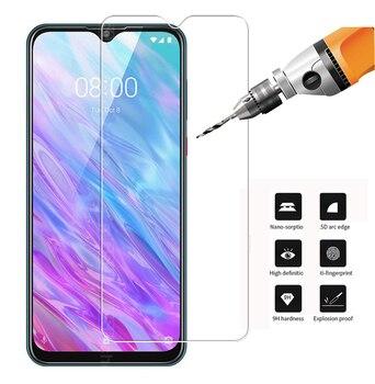 Перейти на Алиэкспресс и купить Закаленное стекло для защиты экрана для zte BLADE 20 Smart 2019 9H 2.5D Защитное стекло для телефона для zte BLADE 20 Smart 2