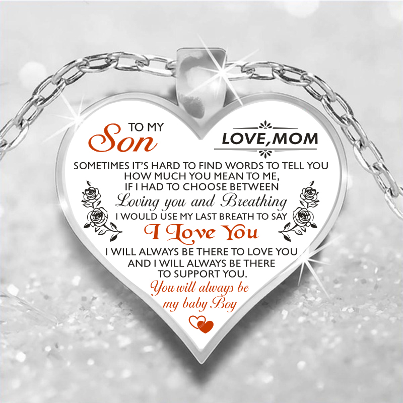 to my son love mom