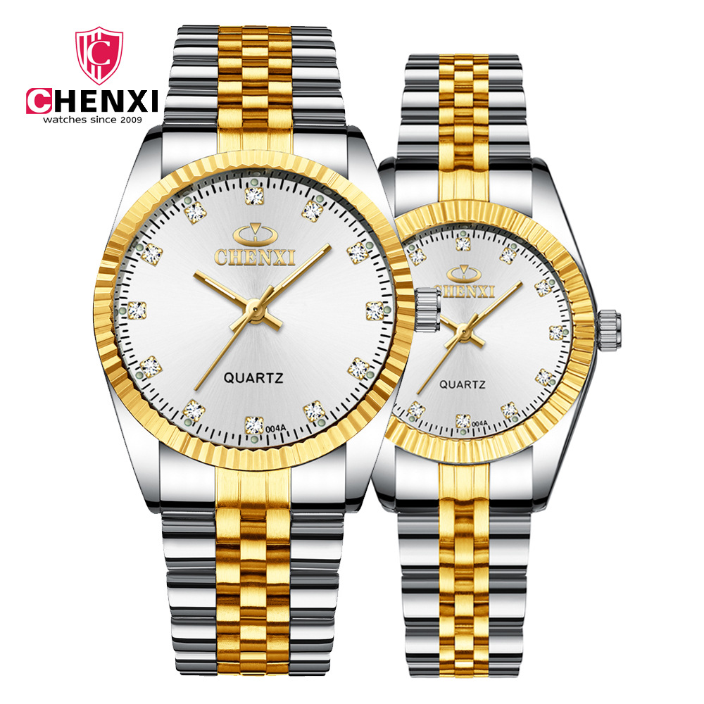 TOP Baguette Watch Quartz Gold HIP HOP Wrist Watches With Micro Pave CZ Stainless Steel Wristband Clock Hours
