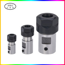high precision DIY ER8 ER11 ER16 ER20 ER25 motor shaft tool holder C12 C16 C20 C25 C32 engraving machine motor spindle tool chuc