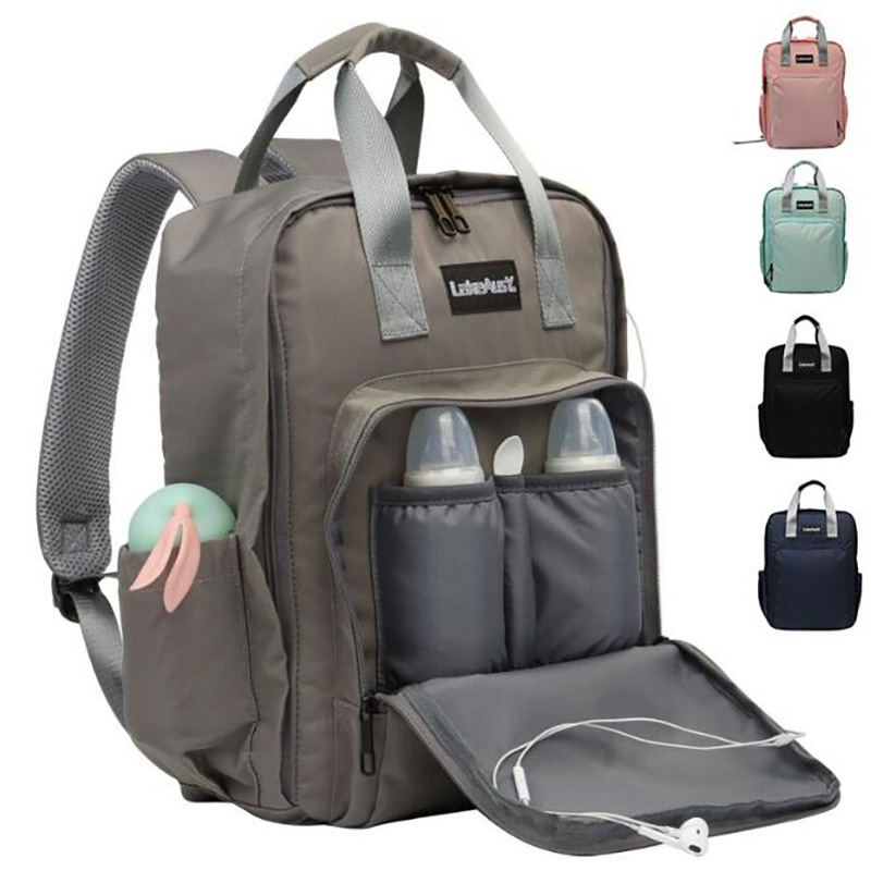 Maternity Diaper Bags Mother Mummy Bag Backpack Newborn Baby Nursing Infant Nappy Changing Bags Multifunction  BRW003