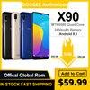 Купить DOOGEE X90 Cellphone 6.1inch 19:9 Waterd [...]