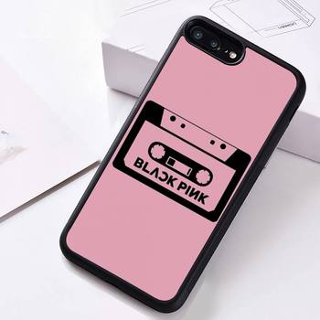 KPOP BLACKPINKS combination Phone Case Rubber for iPhone 12 pro max mini 11 pro XS MAX 8 7 6 6S Plus X 5S SE 2020 XR case 1