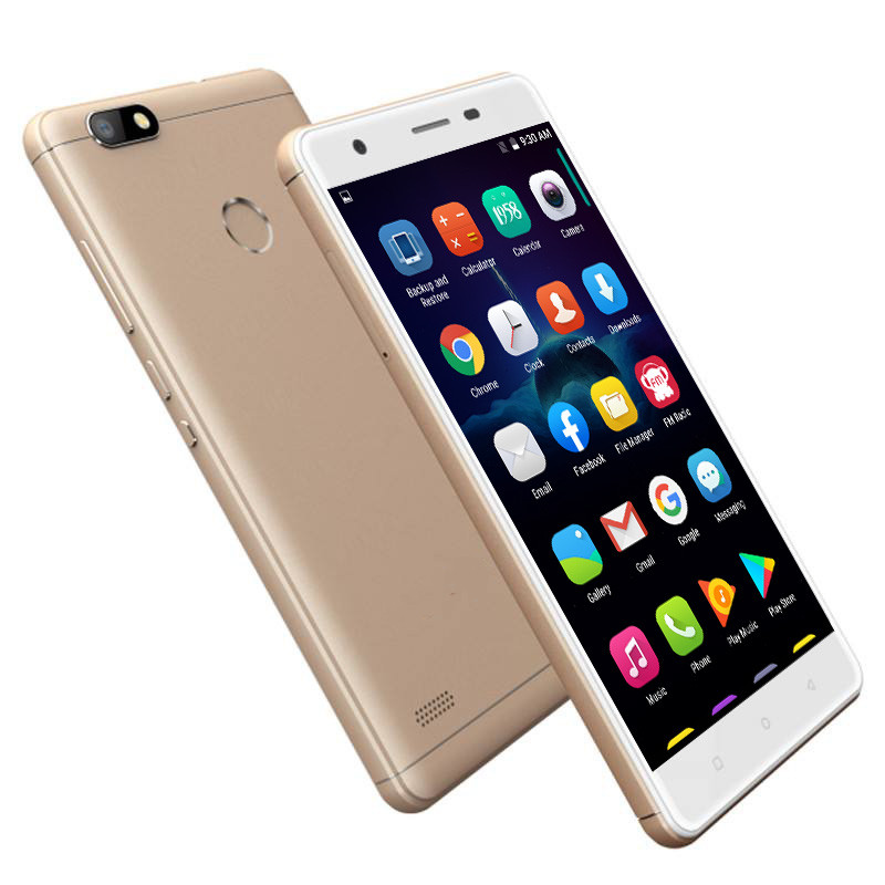 Hot sales 5 inch S07 3G/4G Smartphone Android 6.0 MTK6737 2G+16G Touching Screen Dual SIM Bluetooth WIFI Micro USB 2 Cameras 4