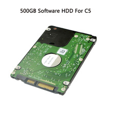 Software HDD / SSD for MB SD Connect C4 C5