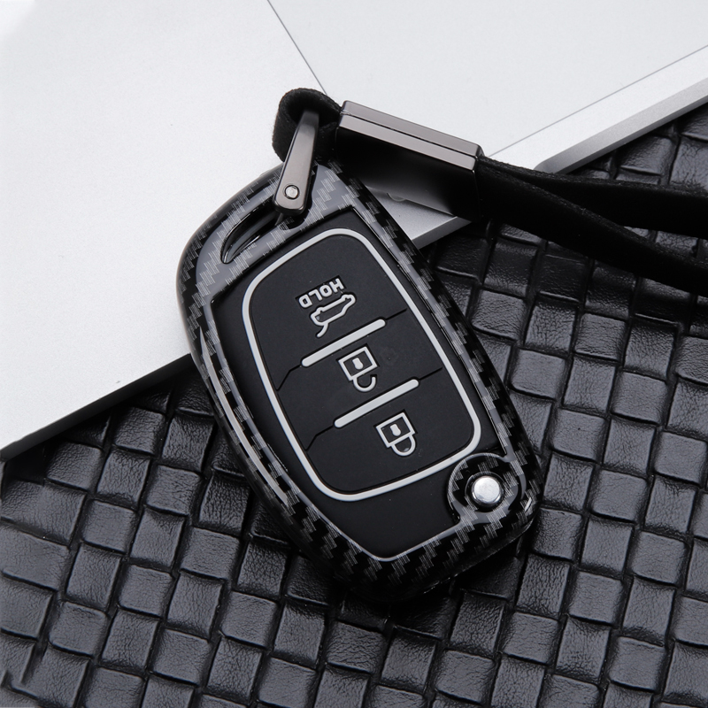 New Hot Sale Zinc Alloy Car Key Case Cover Keychain For Hyundai Tucson Creta Ix25 I20 10 I30 Verna Mistra Elantra Solaris Accent