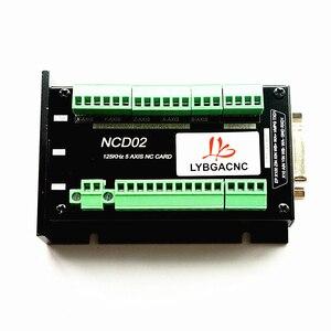 Image 4 - NCH02 ハンドヘルドモーション 5 軸のusb cncモーションコントロールシステムコントローラボードdiyのcncマシン