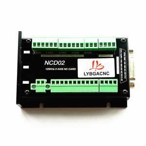 Image 4 - NCH02 Handheld Motion 5 Achse USB CNC Motion Control System Controller Board für diy CNC maschine