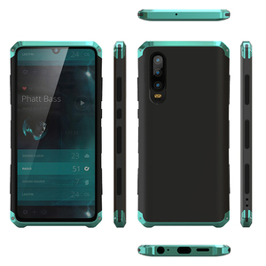 Image 5 - Leanonus Nhôm Kim Loại Ốp Lưng Dành Cho Huawei P30 Ốp Lưng P30 Pro Chống Sốc Full Cover Giáp Funda Cho Huawei P40 Pro ốp Lưng P40