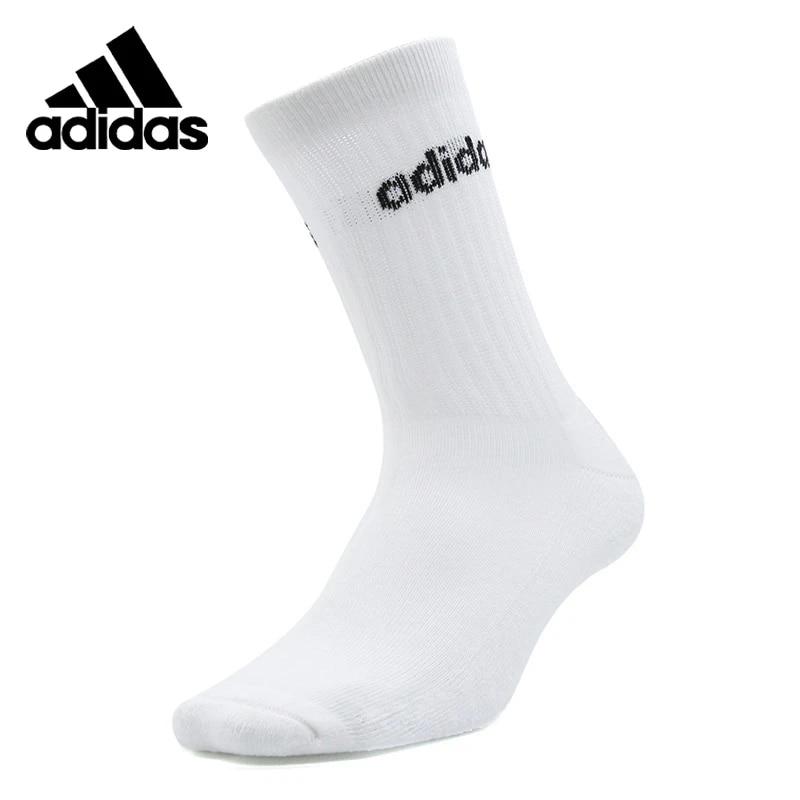 Precioso táctica fantasma  Adidas BS CREW calcetines largos deportivos Unisex, color blanco, 1 par,  DN4438|Calcetines para running| - AliExpress