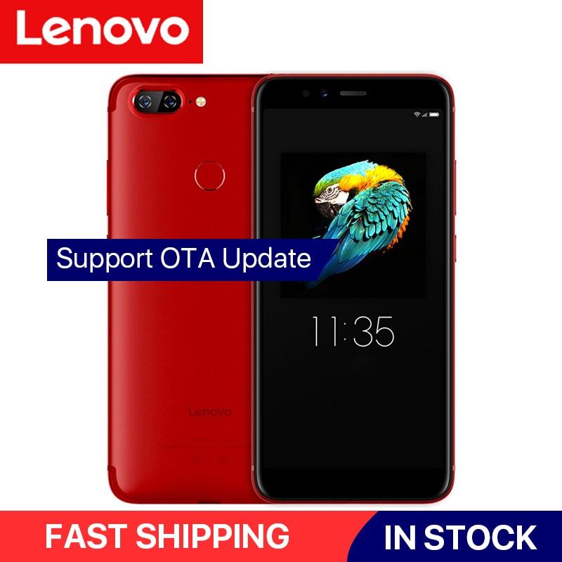 "Global Version Lenovo S5 4G+64G Octa core 4G LTE 5.7"" Snapdragon 625 Dual SIM Mobile Phone 2 Back Cameras Fingerprint|Cellphones|   - AliExpress"
